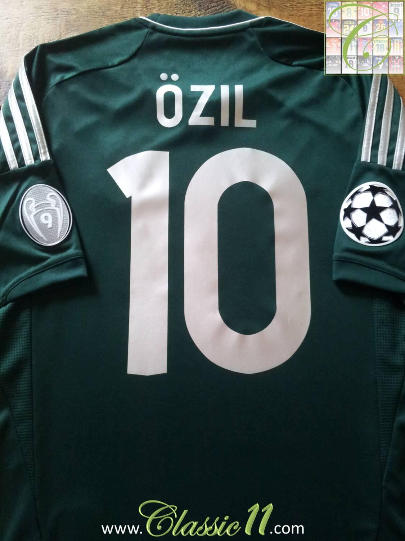 Real Madrid Third football shirt 2012 - 2013.