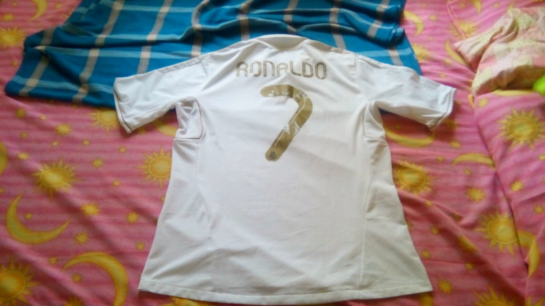 2017 2018 Real Madrid Adidas Home Baby Kit