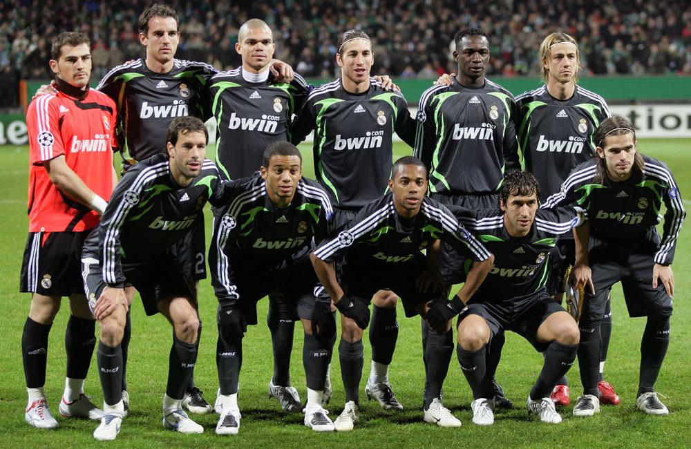 real madrid 2007