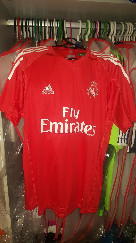 super popular b48a7 f7b9d Real Madrid Goalkeeper Camiseta de Fútbol 2017 - 2018.