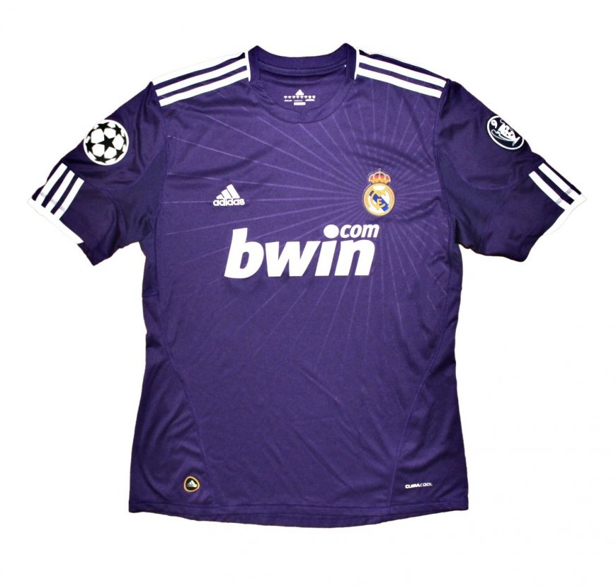 Real Madrid Shirt 2010
