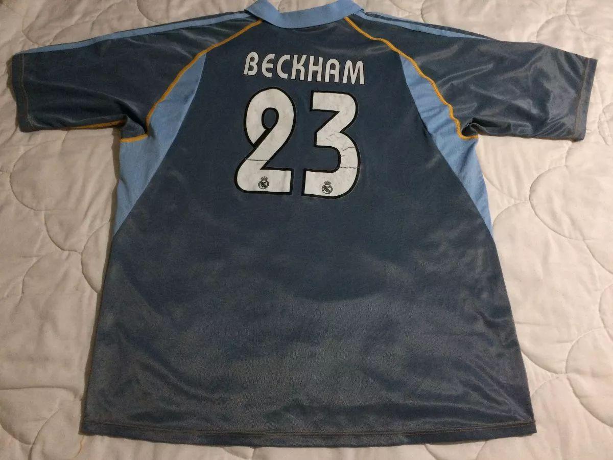 4a9298980 Real Madrid Third camisa de futebol 2003 - 2004.