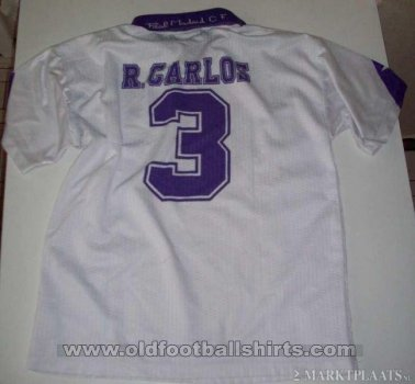 Real Madrid Home football shirt 1996 - 1997