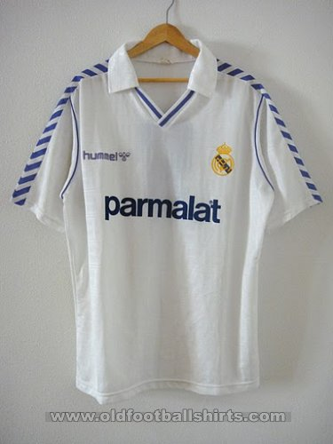 Real Madrid Home football shirt 1988 - 1989