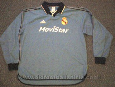 Real Madrid Special football shirt 1999 - 2001