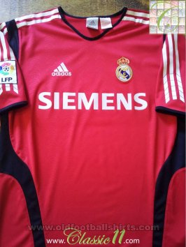 Real Madrid Goalkeeper football shirt 2005 - 2006