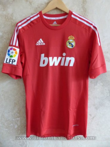 Real Madrid Third football shirt 2011 - 2012