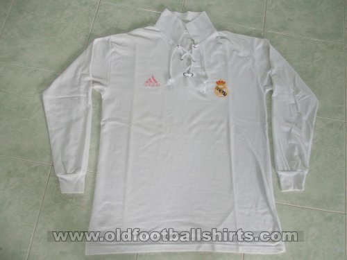 Real Madrid Special football shirt 2002