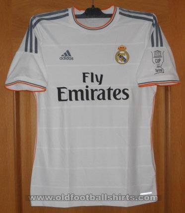 Real Madrid Home football shirt 2013 - 2014
