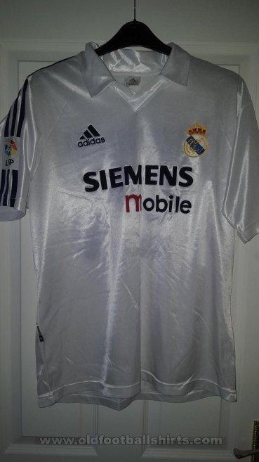 badaf556abd Real Madrid Home football shirt 2002 - 2003.