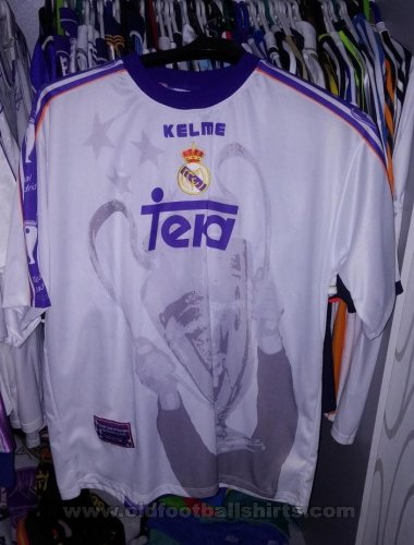 Real Madrid Special football shirt 1998