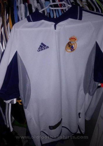 Real Madrid Home football shirt 2000 - 2001