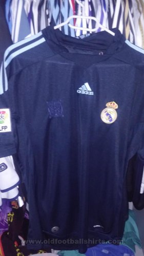 Real Madrid Third baju bolasepak 2009 - 2010
