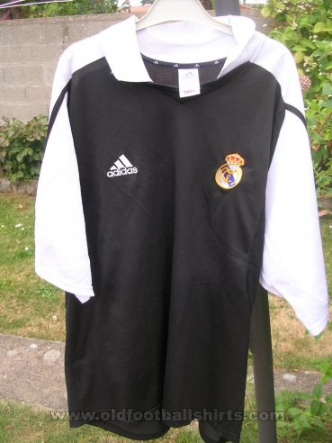 Real Madrid Cup Shirt football shirt 2001 - 2003