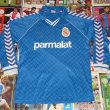 Away football shirt 1986 - 1989