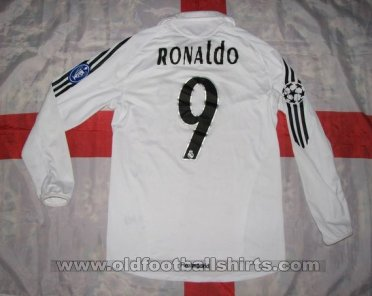Real Madrid Home football shirt 2005 - 2006