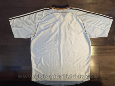 Real Madrid Home football shirt 1998 - 2000