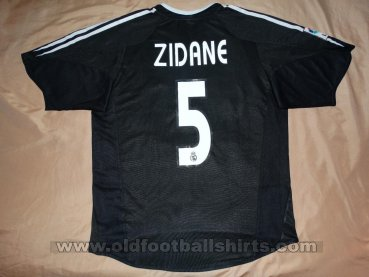 Real Madrid Away football shirt 2004 - 2005