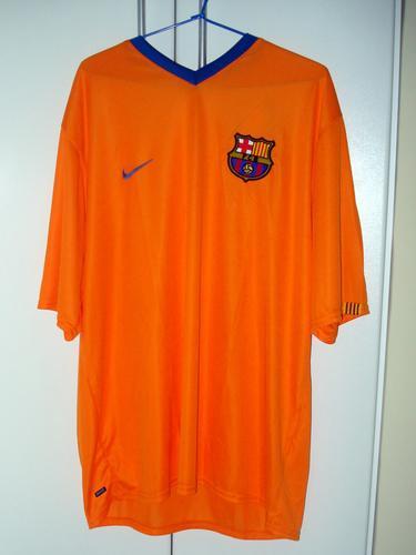 b31dc6361 Barcelona Away Camiseta de Fútbol 2006.