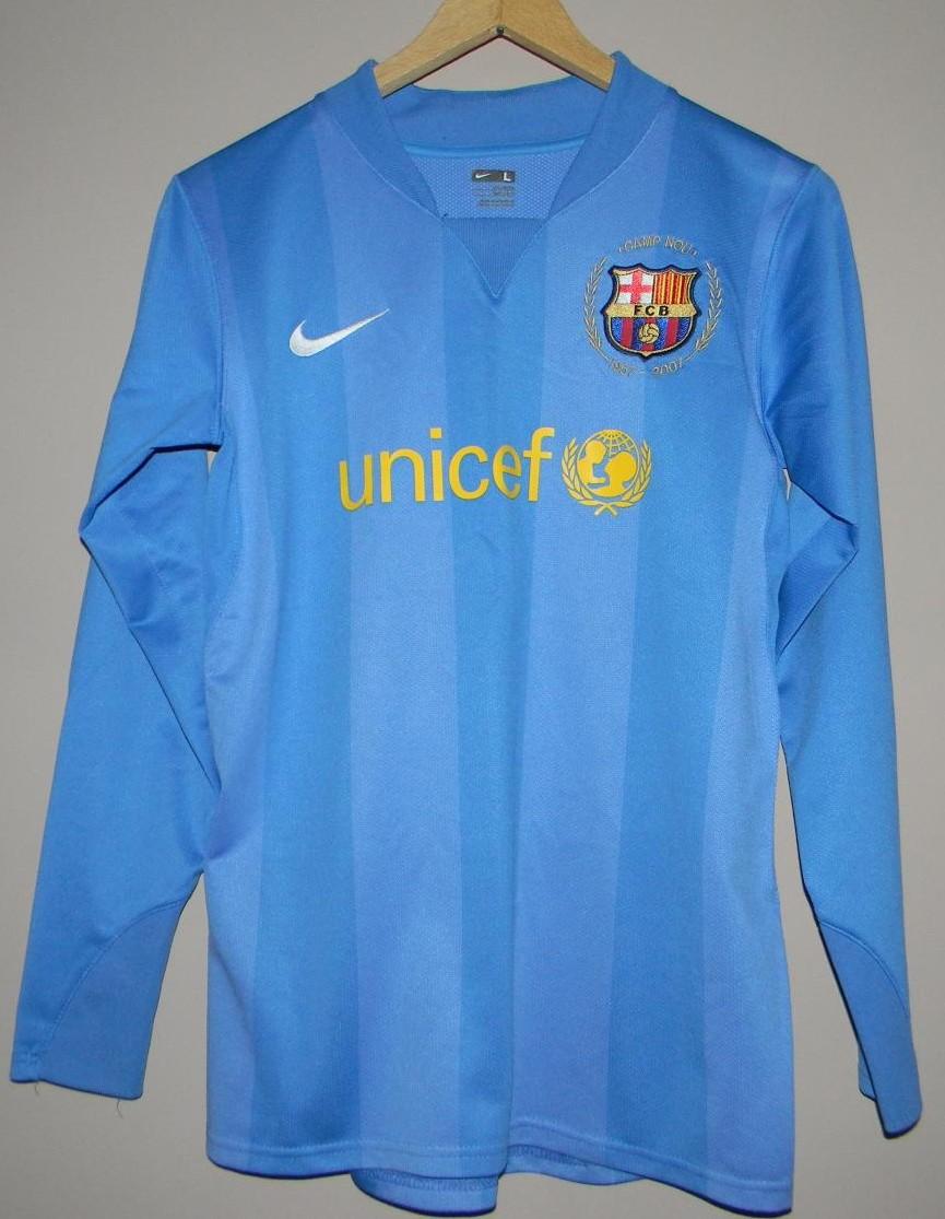 14+ Fc Barcelona Kit 2008