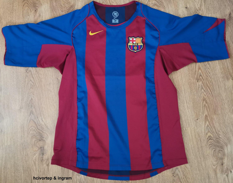 completo calcio FC Barcelona originale