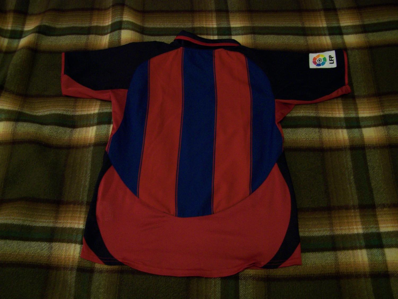 cc4f1fde3 ... Barcelona Home football shirt 2003 - 2004