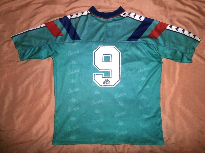 Barcelona Away football shirt 1992 - 1995.
