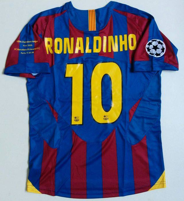 2dee3d894c0 ... Barcelona Home football shirt 2005 - 2006