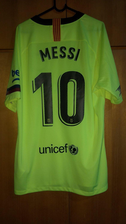 d2c12b19a Nueva temporada Barcelona Away Camiseta de Fútbol 2018 - 2019.
