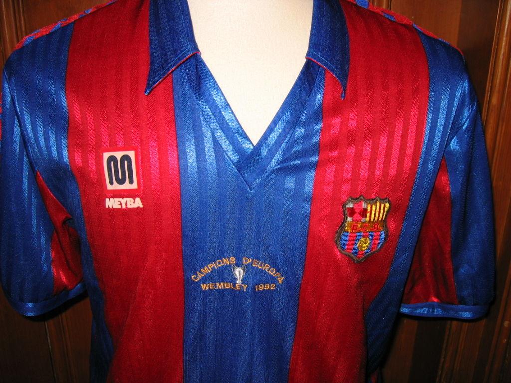barcelona domicile maillot de foot 1989 1992 ajout 2013 01 29 17 34. Black Bedroom Furniture Sets. Home Design Ideas
