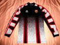 Barcelona Goalkeeper football shirt 1996 - 1998