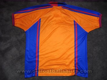 Barcelona Away football shirt 1997 - 1998