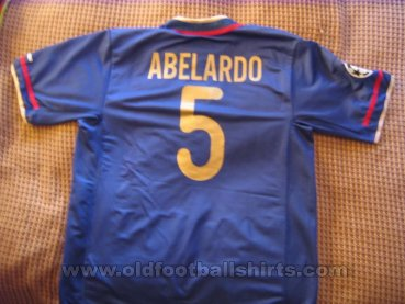 Barcelona Third football shirt 2001 - 2002