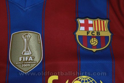 Barcelona Home football shirt 2009 - 2010