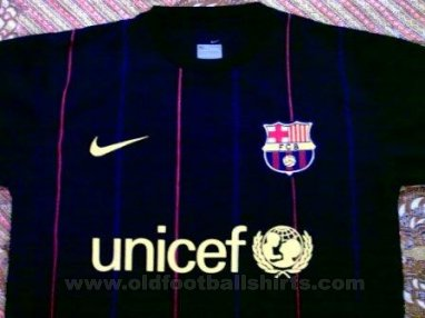 Barcelona Goalkeeper football shirt 2009 - 2010