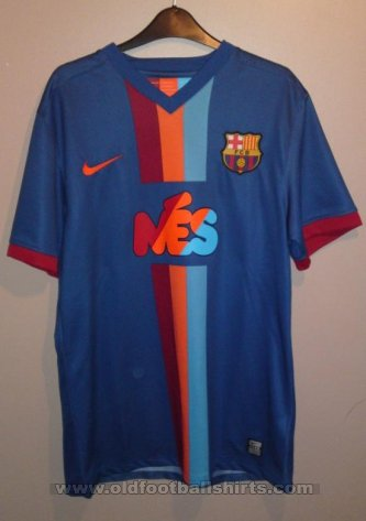 Barcelona Special football shirt 2009