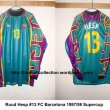 Gardien de but Maillot de foot 1997 - 1998
