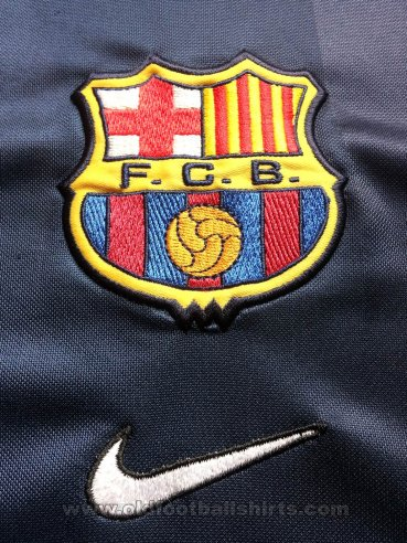 Barcelona Goalkeeper football shirt 1998 - 1999