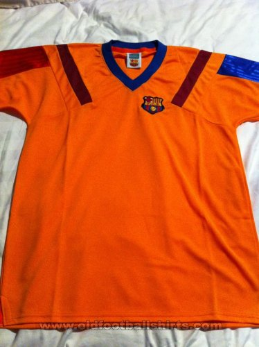 Barcelona Retro Replicas football shirt 1991 - 1992