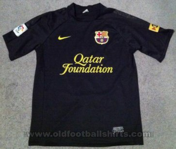 Barcelona Away football shirt 2011 - 2012