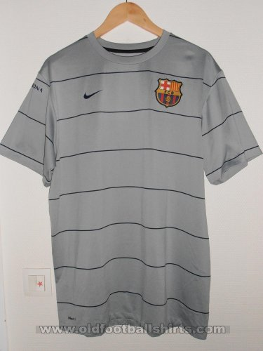 Barcelona Away football shirt 2002 - 2004