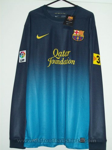Barcelona Goalkeeper football shirt 2012 - 2013