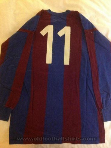 Barcelona Home football shirt 1975 - ?