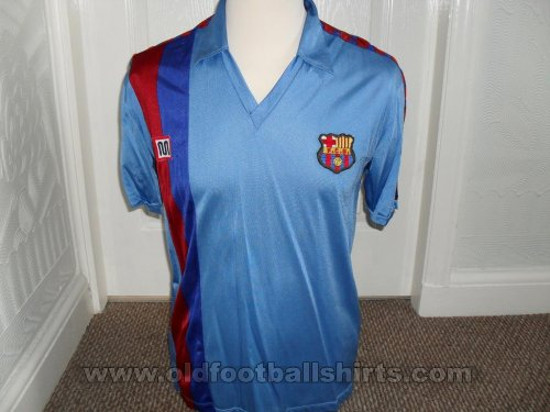 Barcelona Third football shirt 1987 - 1991
