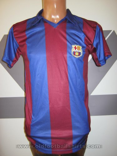Barcelona Retro Replicas football shirt 1960 - ?