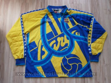 Barcelona Goalkeeper football shirt 1995 - 1996
