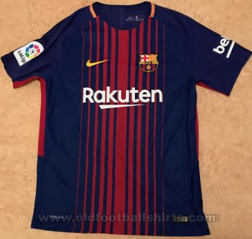 Barcelona Home football shirt 2017 - 2018