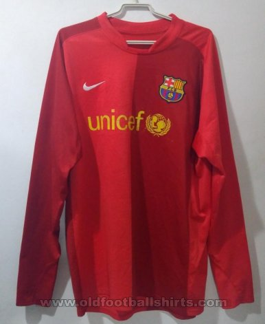 Barcelona Goalkeeper football shirt 2006 - 2007