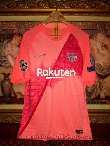 Barcelona Third football shirt 2018 - 2019