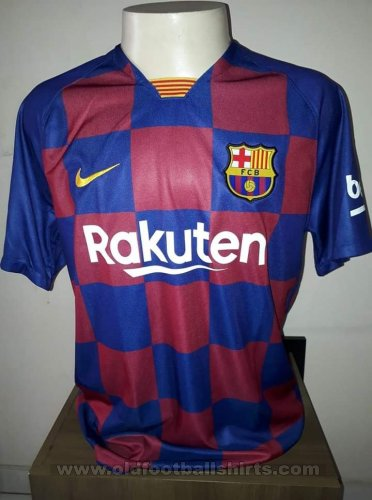 Barcelona Home football shirt 2019 - 2020